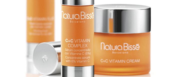 c+c vitamine line de natura bisse en centro de estetica en basauri