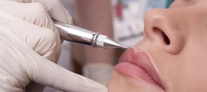 Micropigmentacion de labios en Basauri, redibuja el contorno de tus labios