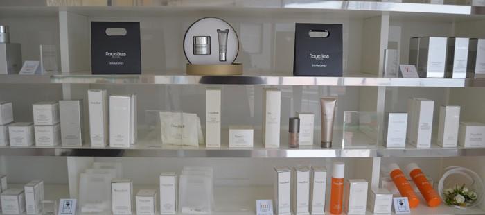 Cosmetica Natura Bisse en Centro de Estetica Stela